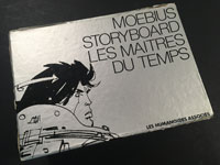 Les Maitres du Temps (Time Masters) - Complete Moebius Storyboard BOX SET (Signed Limited Edition)