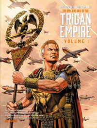 The Rise and Fall of the Trigan Empire (Special Deluxe Edition) (Limited Edition)